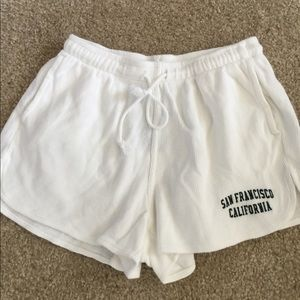 Brandy Melville summer San Francisco Thermal short